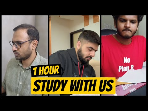 Study with Me, @Boneteacher & @Anuj Pachhel | Indian Medical Youtuber edition | Mad About Medicine