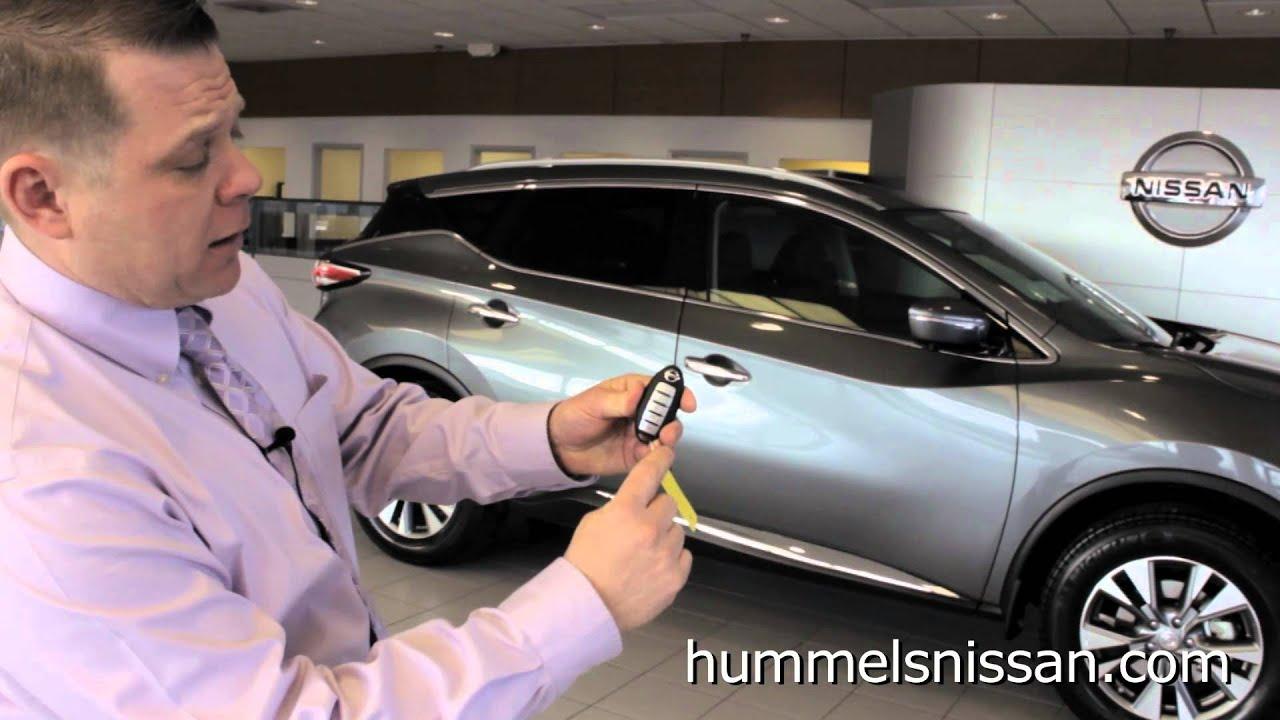 Nissan Altima Keyless Remote Key Combo W Engine Start 2016 Nissan