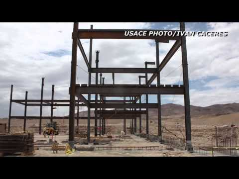 The New Fort Irwin Hospital project is underway