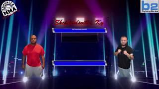 Hardrock MMA 102 Fight 1 Raekwon Qualls vs Cody Sheroan Heavyweight Ammy
