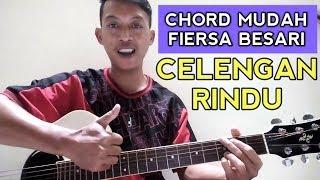 Kunci Gitar Celengan Rindu Fiersa Besari   Tutorial Gitar   Chord Mudah