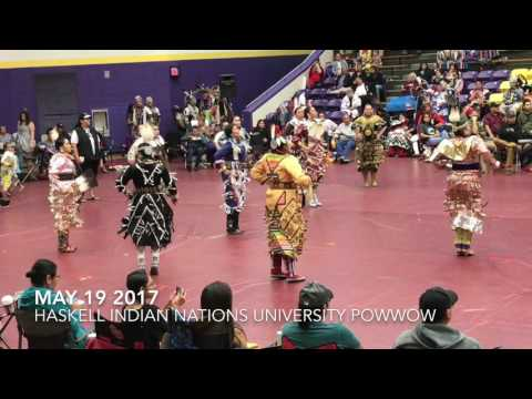 Haskell Indian Nations University Powwow 2017 3