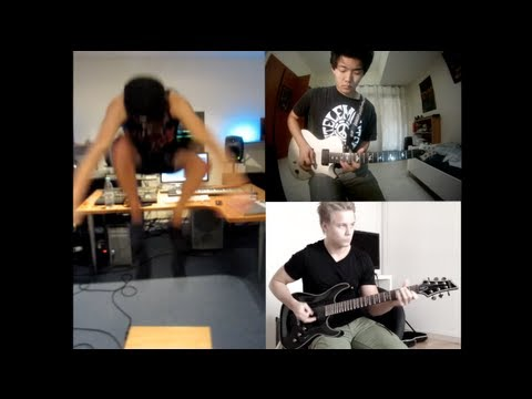 Escape The Fate - Ungrateful [Vocal + Guitar Cover]