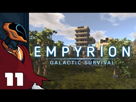 Let's Play Empyrion: Galactic Survival - Gameplay Part 11 (Whoops) - I'm A Space Pirate Now!
