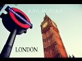 GOPRO LONDON : A MAGICAL CITY TRIP OF THREE DAYS