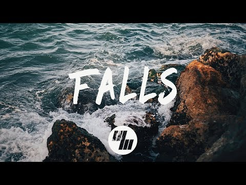 Odesza - Falls (Lyrics / Lyric Video) feat. Sasha Sloan