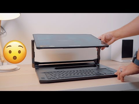 This Gaming Computer pc is CRAZY! - Acer Predator Triton 900 thumbnail