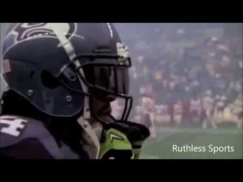 Marshawn lynch beast mode hold my d