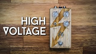 Anasounds High Voltage Overdrive - Is it THE AC/DC Sound?