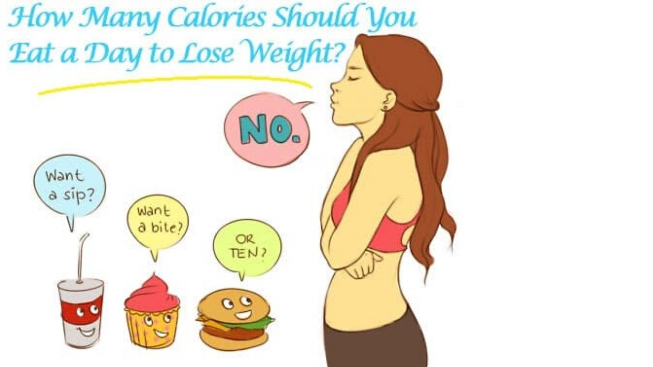 how many calories should eat to lose weight