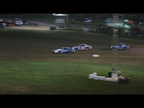 8 18 18 Bomber Heat #4 Lincoln Park Speedway