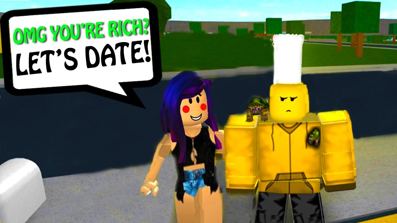 Tofuus Roblox Password: MY GIRLFRIEND IS A GOLD DIGGER! (Roblox Bloxburg)