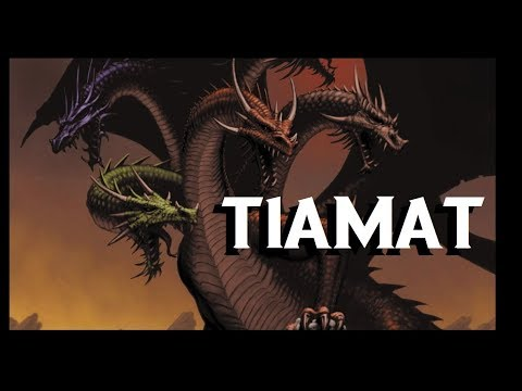 Dungeons and Dragons Lore: Tiamat