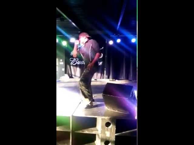 Past LIVE Performance@Zydeco in B'ham Alabama July 19th 2015