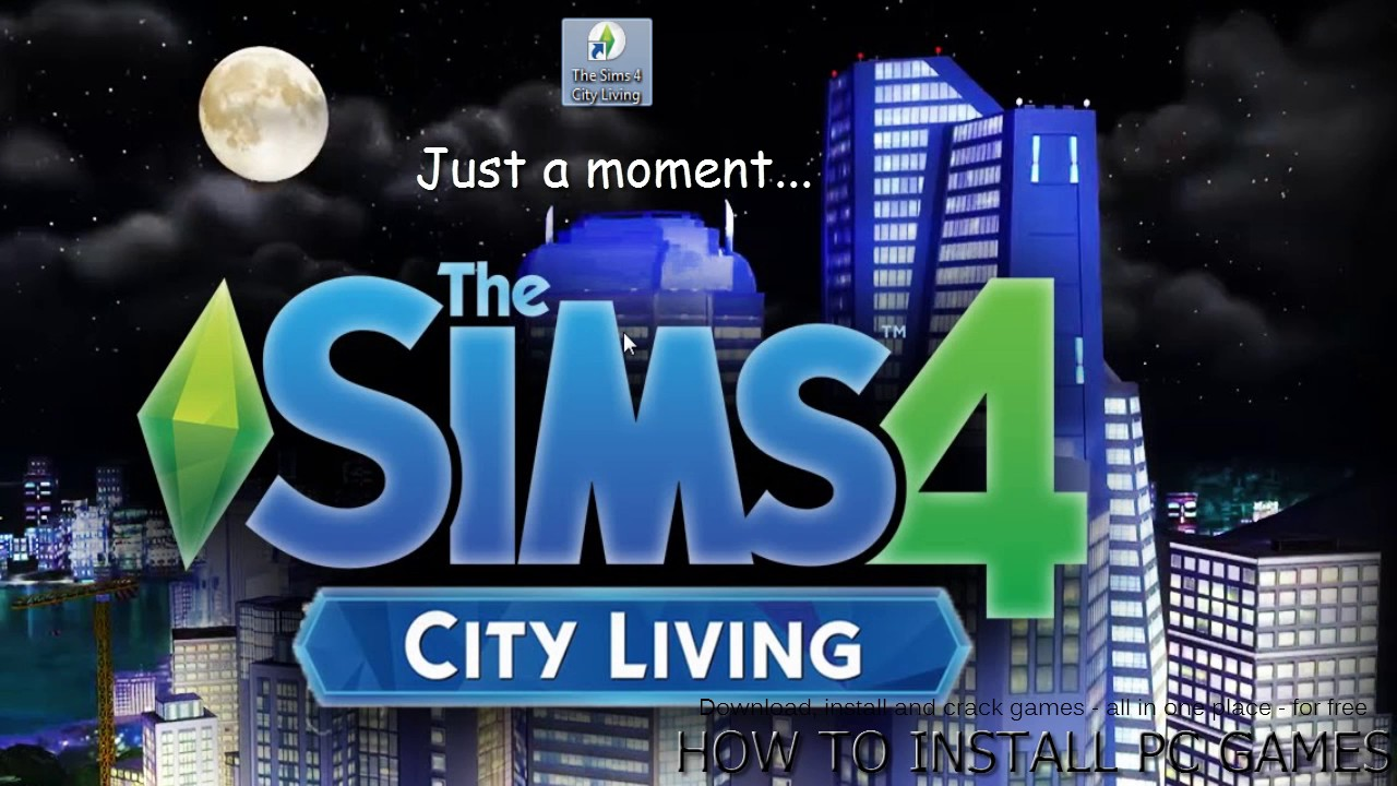 the sims 4 city living download reloaded