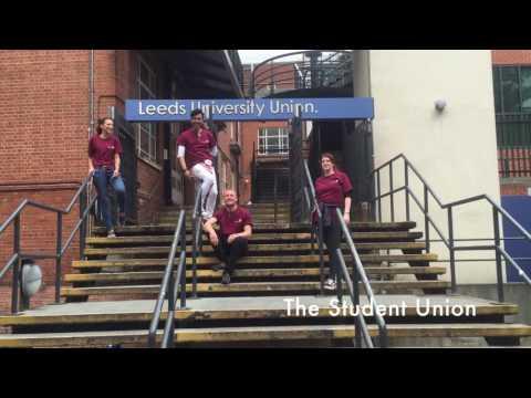 University of Leeds Campus Tour