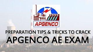 preparation tips tricks to crack apgenco ae exam
