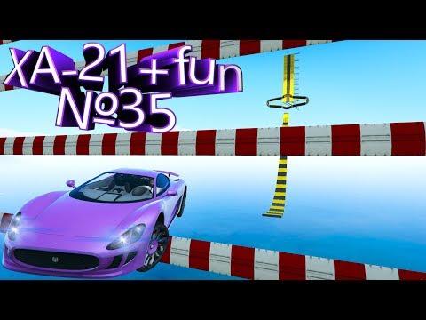 Видео обзор своей карты в GTA 5 Online: XA-21 + Fun №35