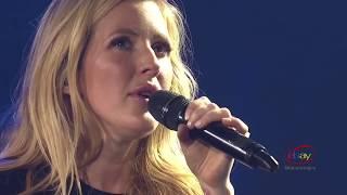Ellie Goulding - Love Me Like You Do  Live at Global Citizen Festival Hamburg