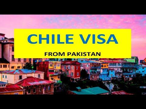 CHILE - visit visa consultant - Pakistan