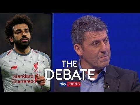 Is this the biggest weekend of Liverpool's title challenge? | Andy Townsend | The Debate