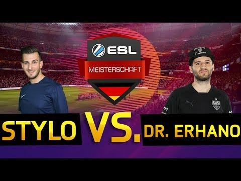ESL MEISTER DR. ERHANO VS. 40-0 ON FIRE 🔥 STYLO | ESL MEISTERSCHAFT SPIELTAG #7 VOD