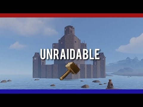 RUSTㆍA Wipe Of Building An UNRAIDABLE Base