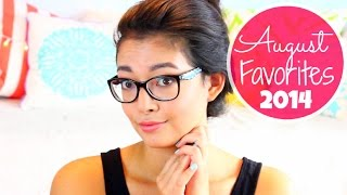 August Favorites 2014! ♡ 50VoSummer Thumbnail