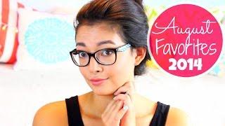 August Favorites 2014! ♡ 50VoSummer Thumbnail