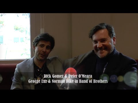 Interview Rick Gomez & Peter O'Meara @ Band of Brothers Actors Reunion 2015