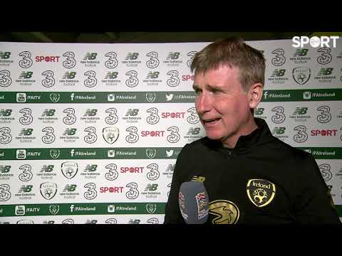 Ireland 0-1 Finland | Stephen Kenny's reaction.