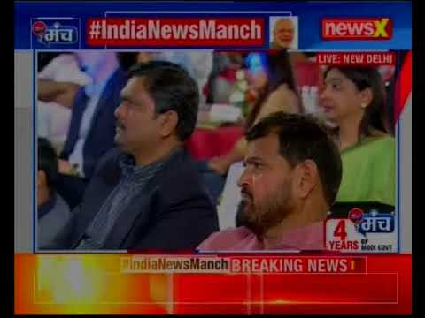 Rising fuel prices can be controlled if brought under GST, says Nitin Gadkari on India News Manch