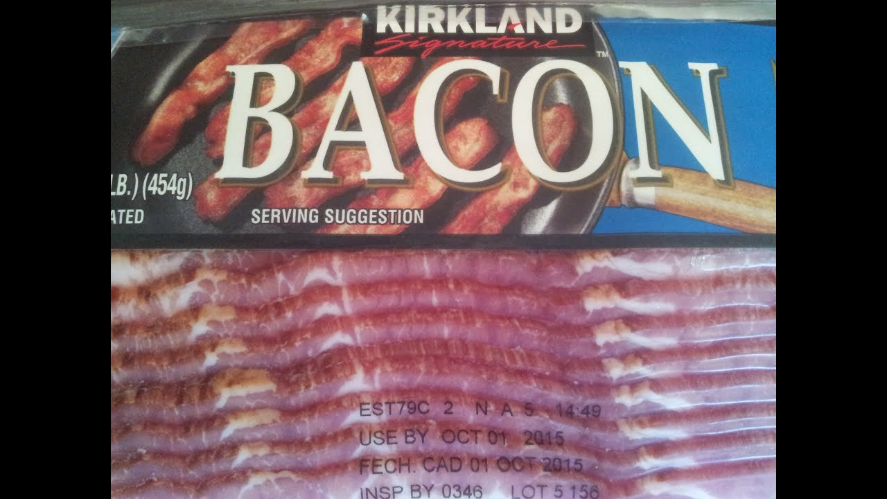 The Best Price for Bacon in Kansas City is Costco Kirkland