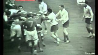 Rugby - 1961 - Springboks v France 2nd half