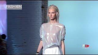 Agne S Sunyer 080 Barcelona Fashion Week Spring Summer 2020 Fashion Channel