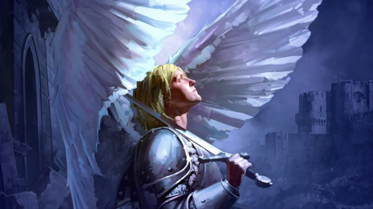 Archangel Michael Invocation ~ Taken from Angel Tools for Parents and  Children