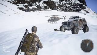 Tom Clancy's Ghost Recon® Wildlands, Испытания Йети