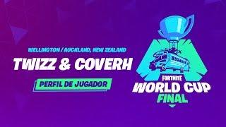 Fortnite World Cup - Perfil de jugador - Twizz & CoverH