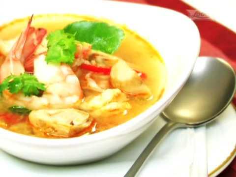 สูตรอาหารไทย: ต้มยำกุ้ง โดย Lobo (www.lobo.co.th)