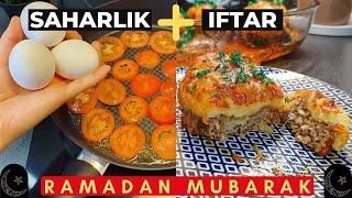 Меню на Сухур и Ифтар!Рецепты для Рамадан! SAHARLIK va IFTORLIK Uchun Taomlar! Что Приготовить?