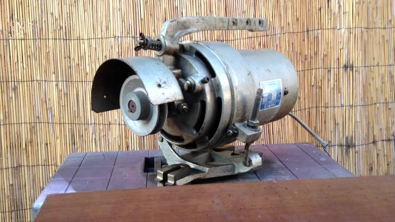 Tacsew Clutch Sewing Machine Motor