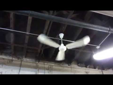 tat industrial ceiling fan