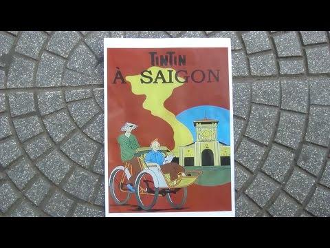 Tintin à Saigon