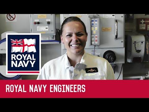 Royal Navy Engineers - Beth