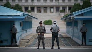 فتح خط اتصال ساخن بين زعيمي الكوريتين قبل أسبوع من القمة التاريخية
