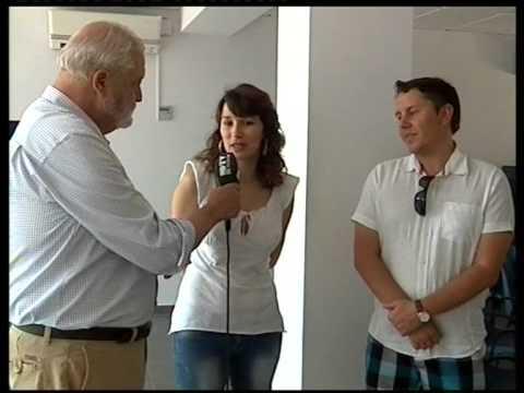 PTV Málaga: Intégra-T -Rumanía. Área de Participación Ciudadana- 16 Mayo 2013