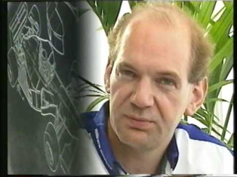 Adrian Newey The greatest race car designer of all time