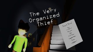 The Very Organized Thief... Again! | Indie Game Private Eye