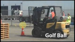 PSE 2010 Forklift Rodeo
