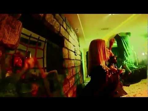 Видеоотчет с вечеринки Affliction (Летучий Голландец\СПБ)